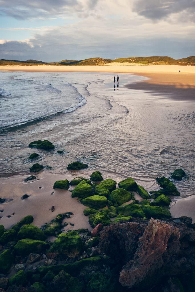 Praia da Bordeira - Algarve - Portugal