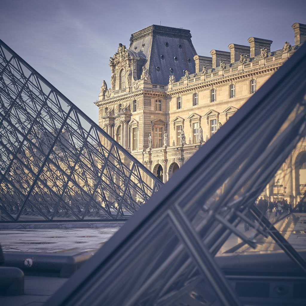 Le Louvre - Paris - France