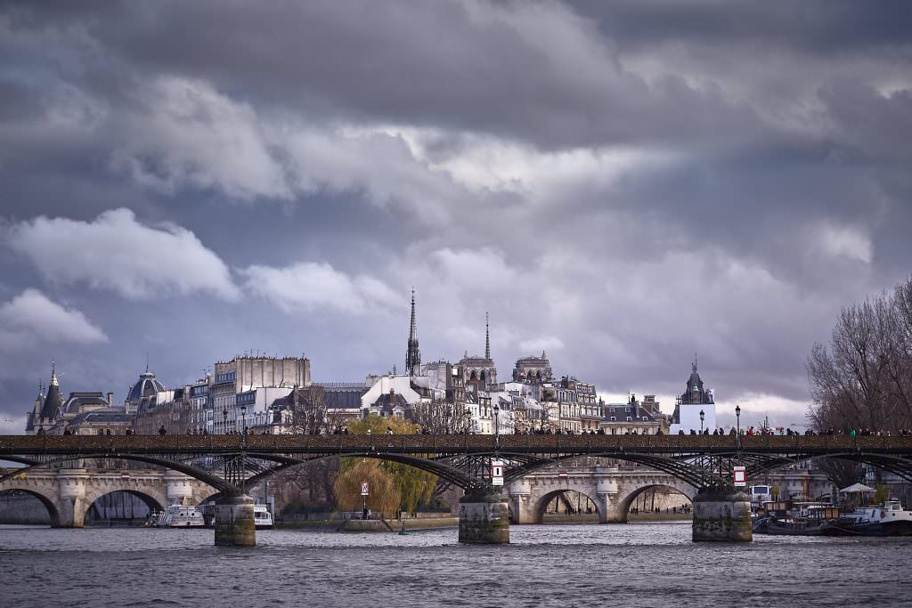 Pont des Arts - Paris - France