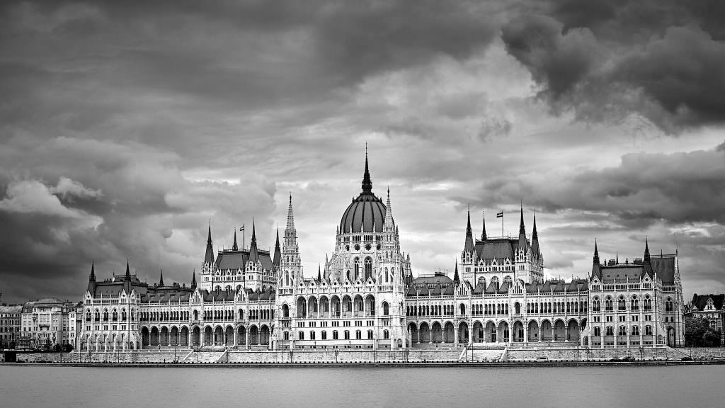 Parlement - Budapest - Hongrie