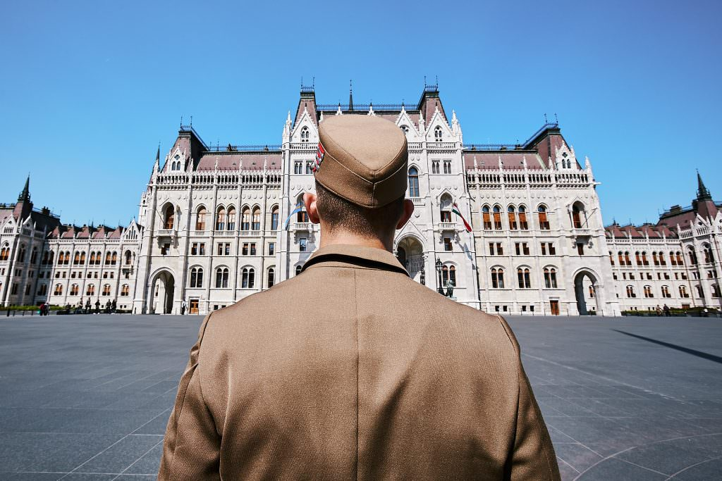 National Guard - Budapest - Hungary