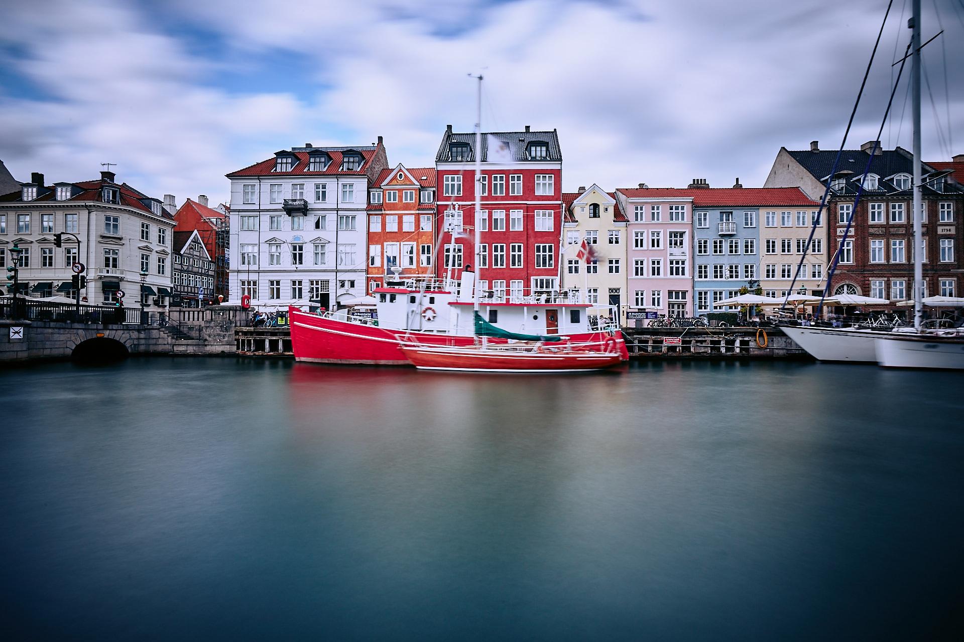 Nyhavn - Copenhagen - Denmark