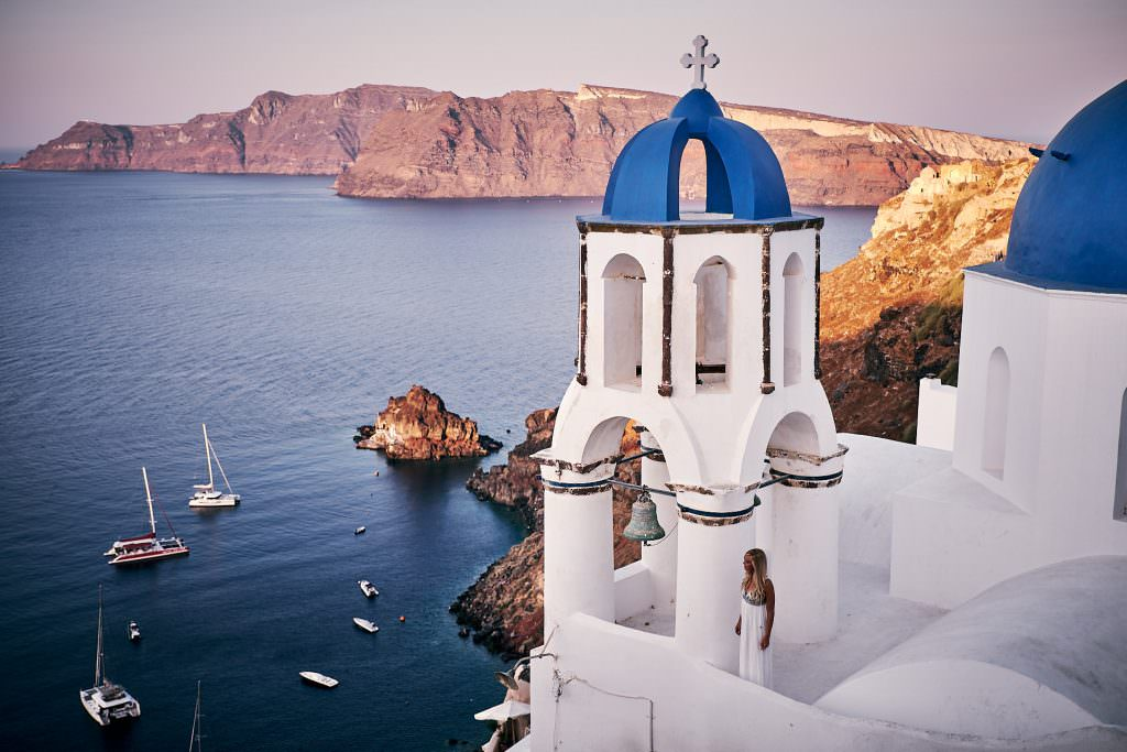 Oìa - Santorini - Greece
