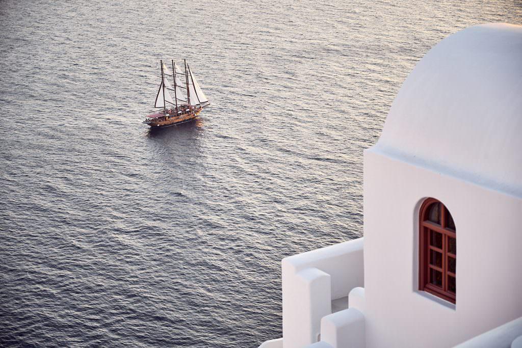 Oìa - Santorin - Grèce