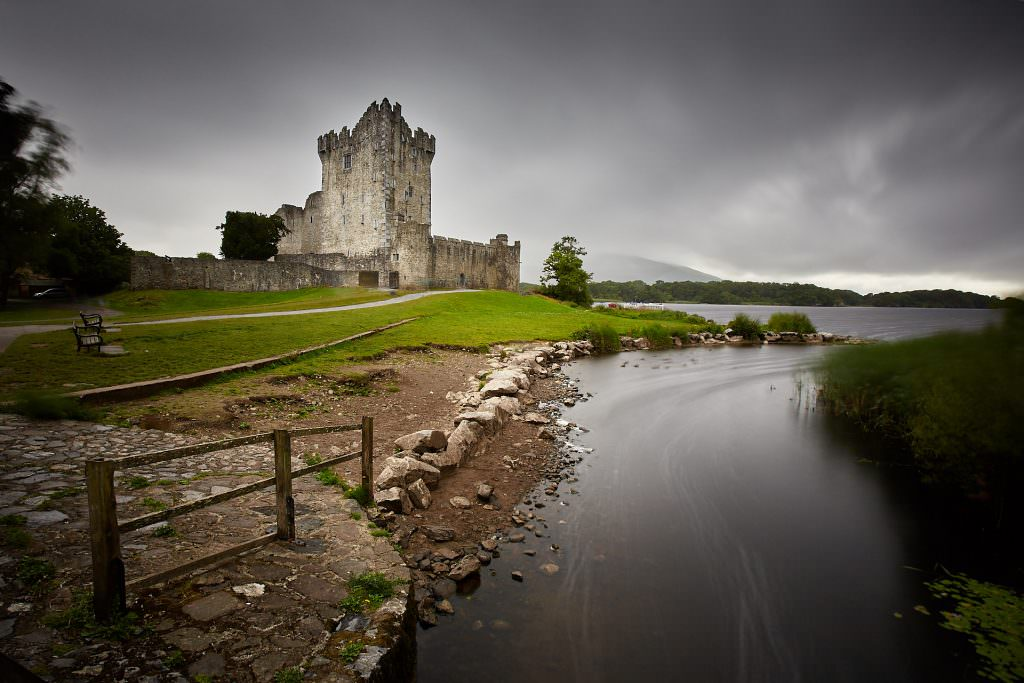 Ross Castle - Killarney - Ireland