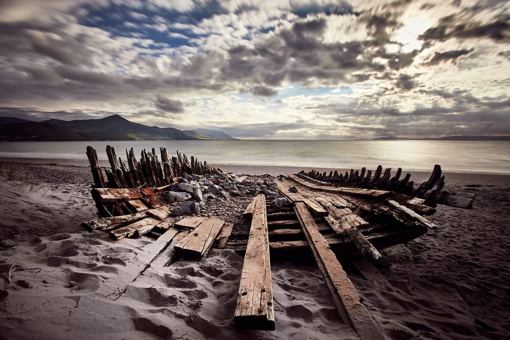 Rosbeigh Beach - Ring of Kerry - Ireland