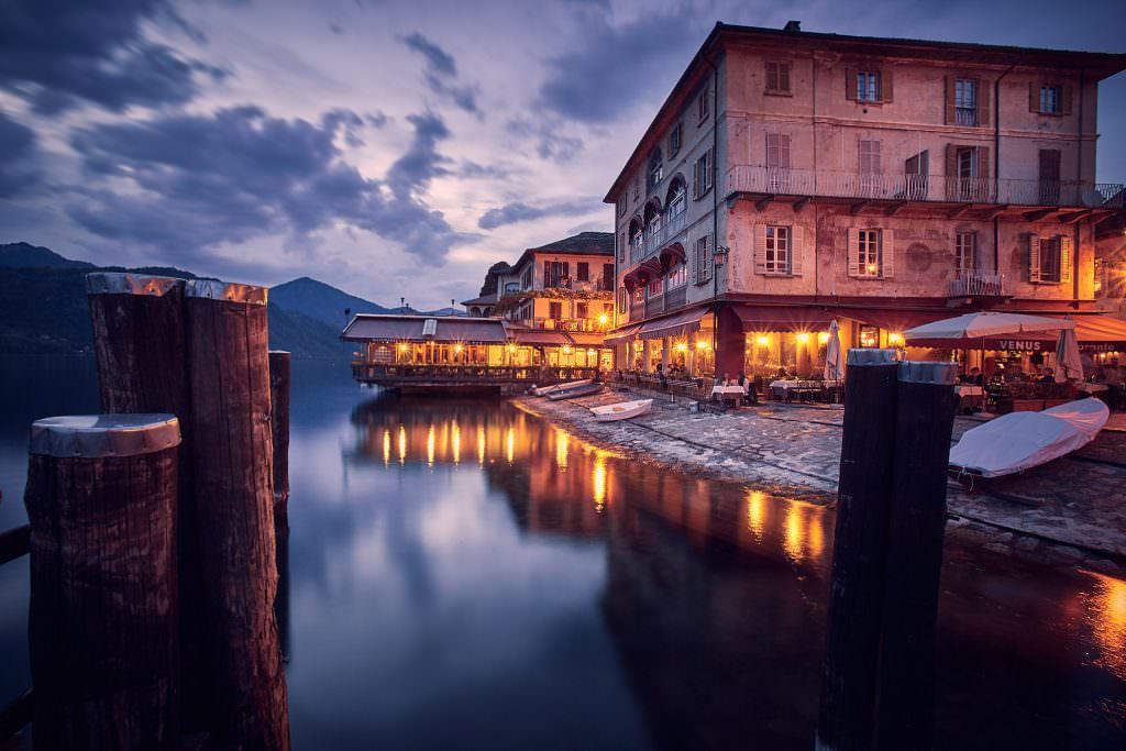 Orta - Italy