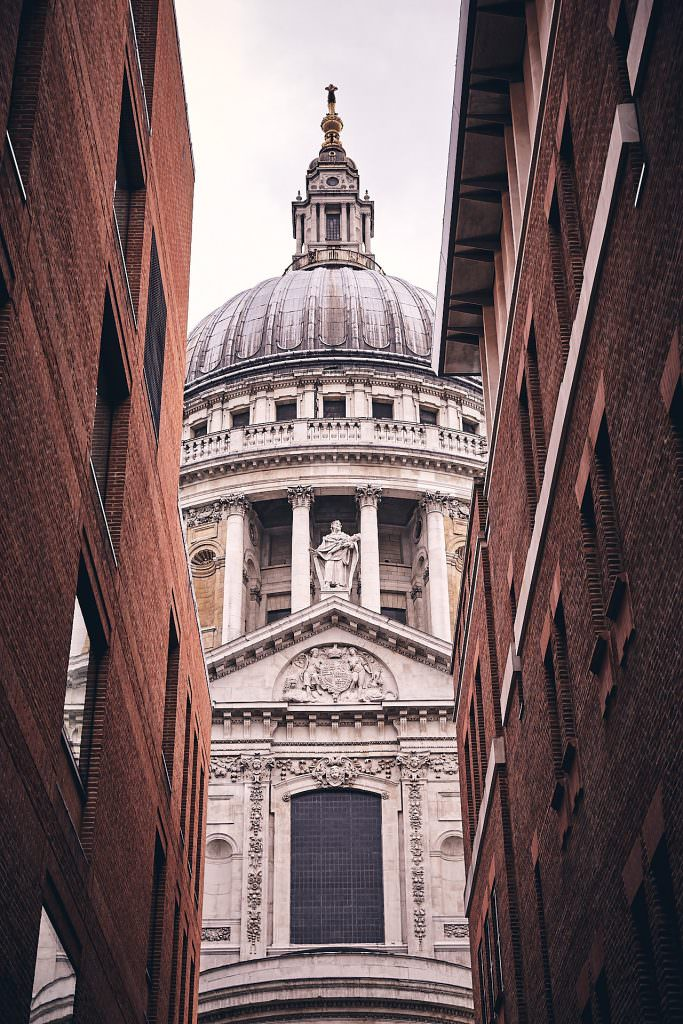 St Paul Cathedral - London - UK