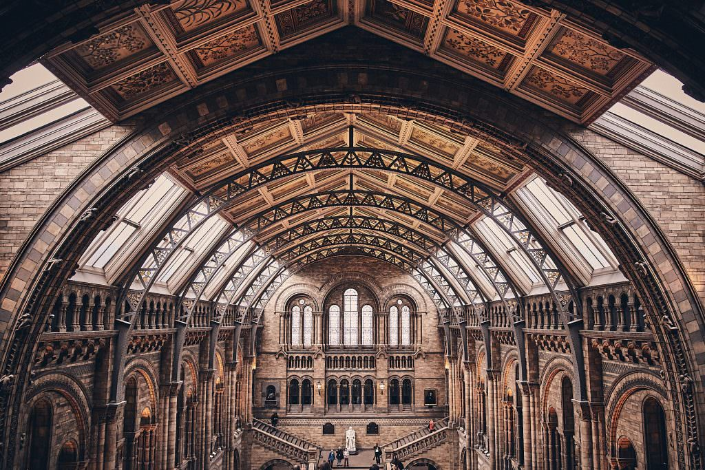 Museum of Natural History - London - UK