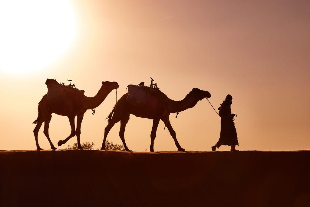 Erg Lihoudi - Morocco