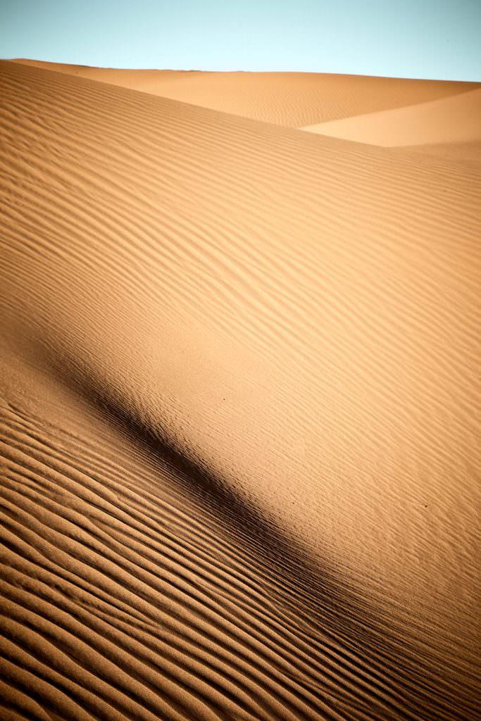 Erg Lihoudi - Maroc
