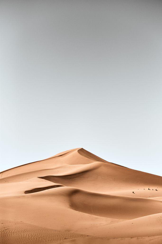 Chigaga dunes - Morocco