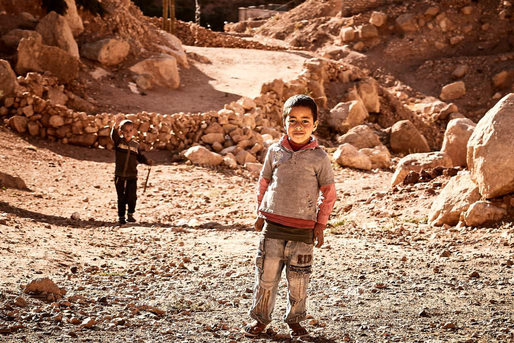Kids of the Atlas - Morocco