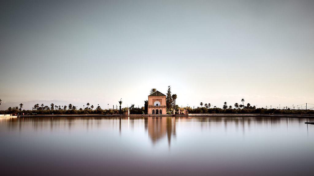 La Menara - Marrakech - Morocco