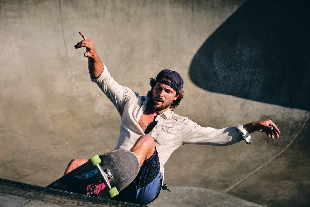 Skater - Venice Beach, CA - USA