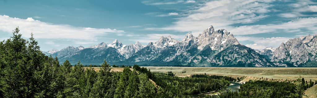 Grand Teton National Park, WY - USA