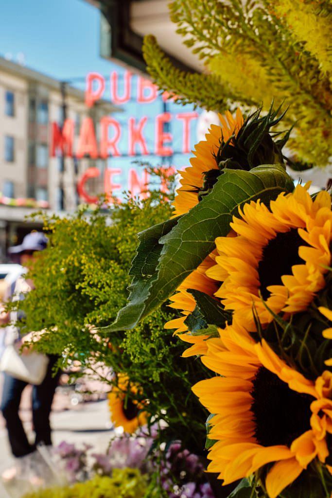 Pike Place Market - Seattle, WA - USA