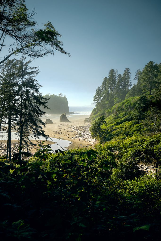 Ruby Beach, WA - USA