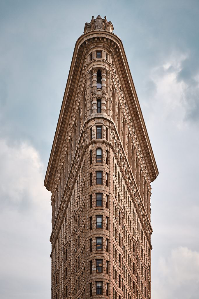 Flatiron Building - New York - USA