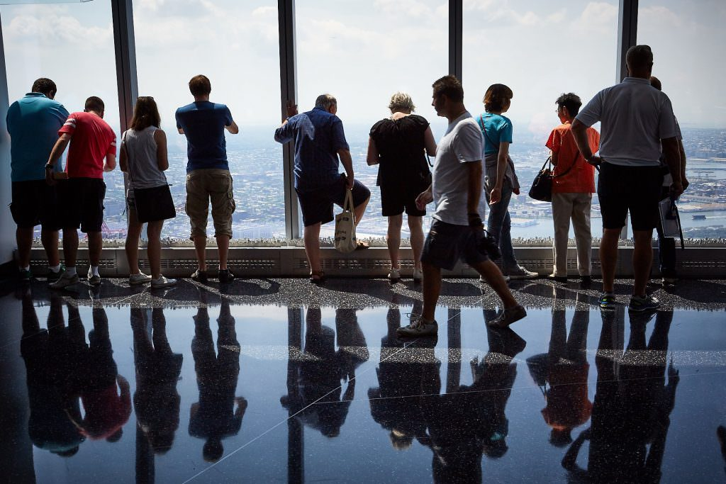 Observation deck - One World - New York - USA