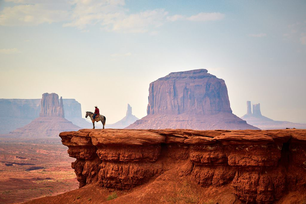 John Ford Point - Monument Valley, AZ - USA