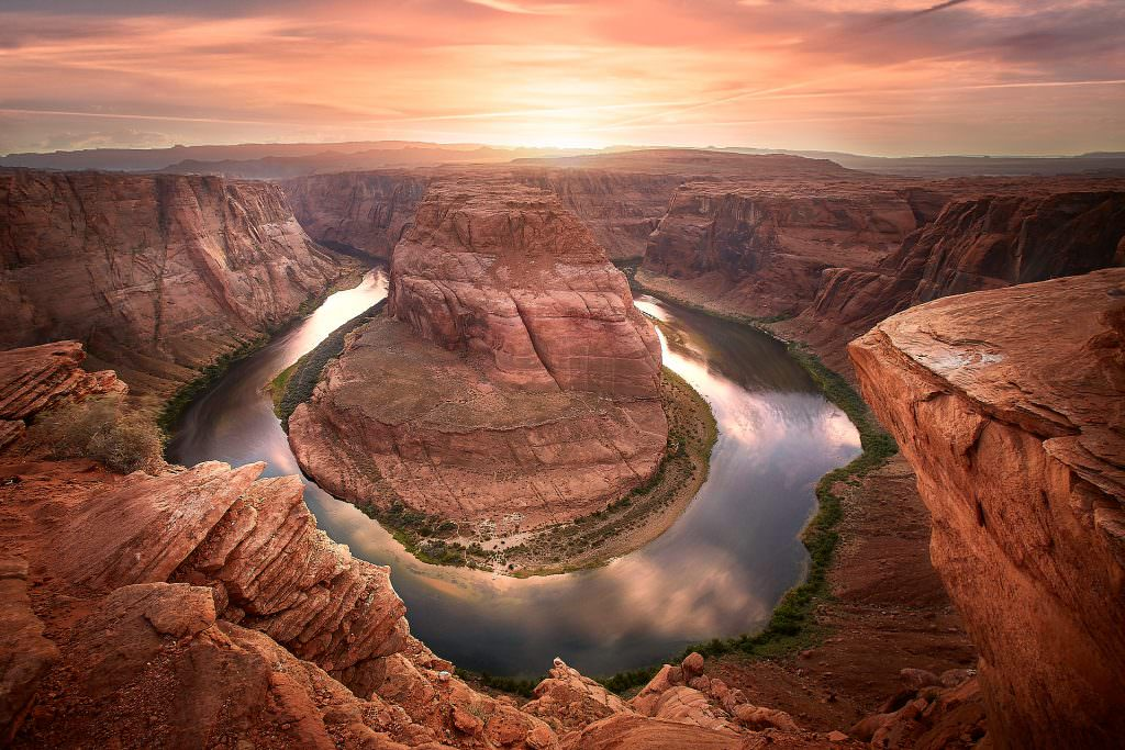 Horseshoe Bend - Page, AZ - USA
