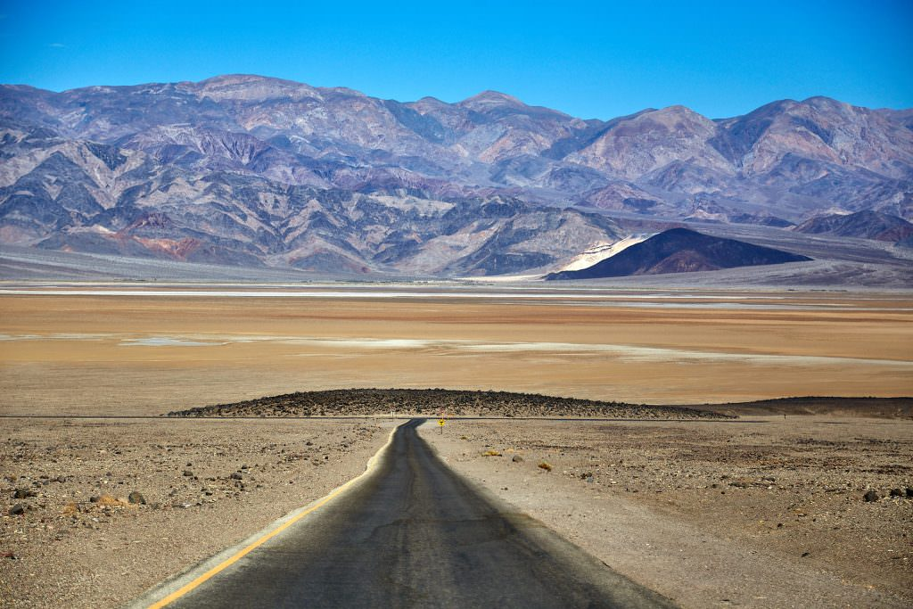 Death Valley, CA - USA