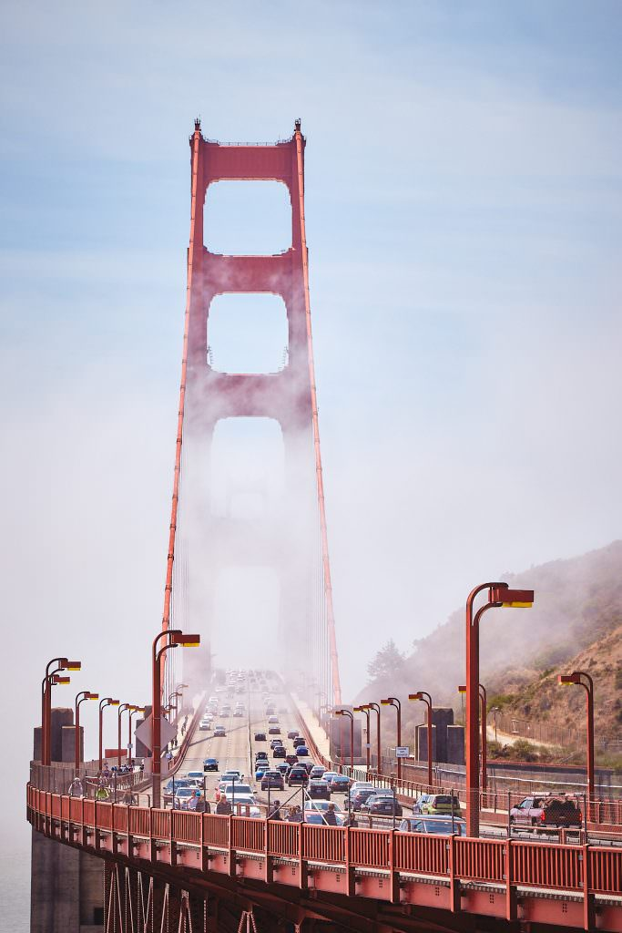 Golden Gate Bridge - San Francisco, CA - USA