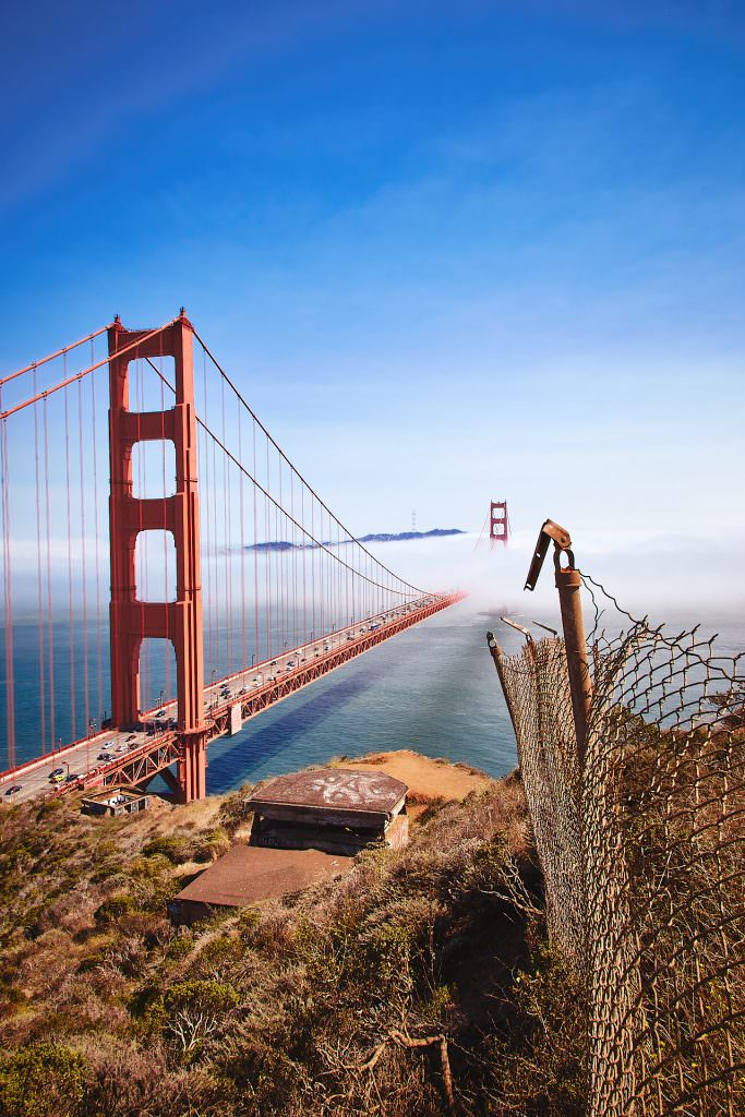 Golden Gate Bridge - San Francisco, CA - Etats-Unis