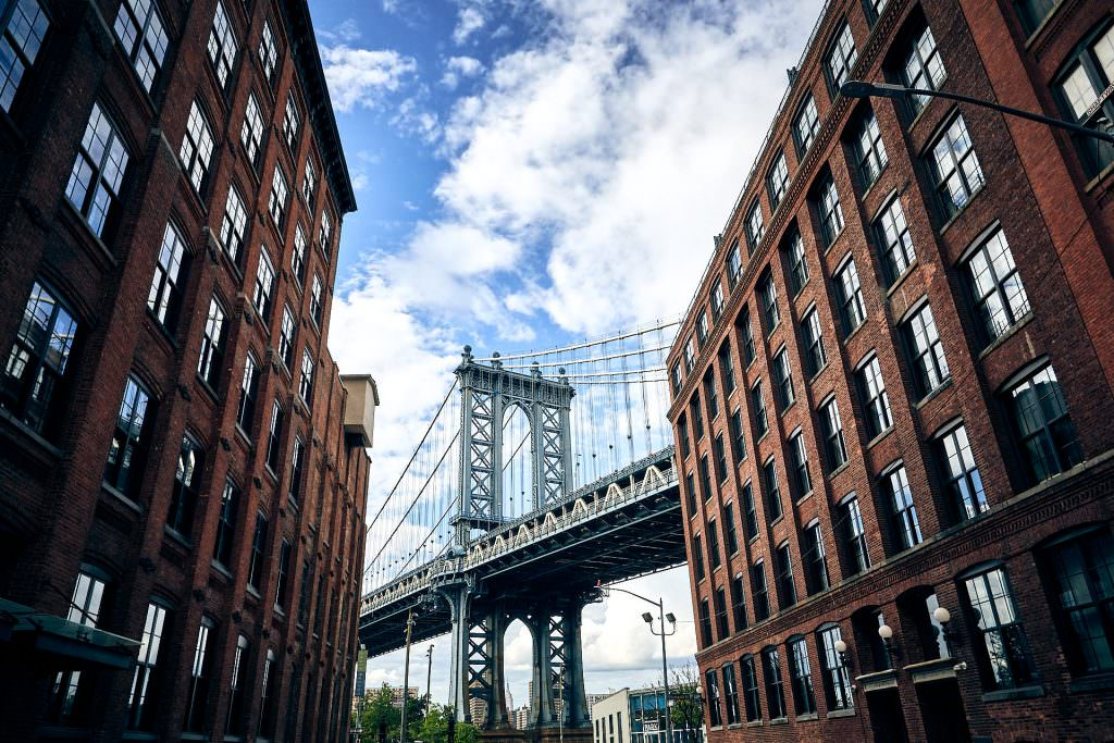 Dumbo street - Brooklyn - New York - USA