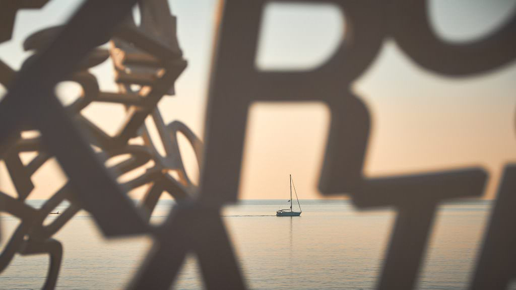 Through the Letters of Le Nomade - Antibes - France