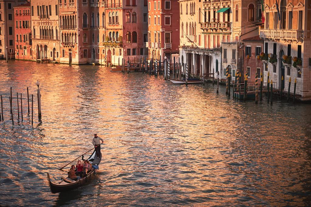 Grand Canal - Venice - Italy