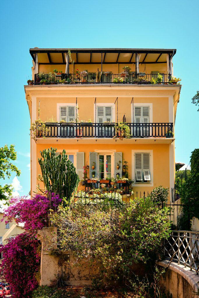 Old Nice - France