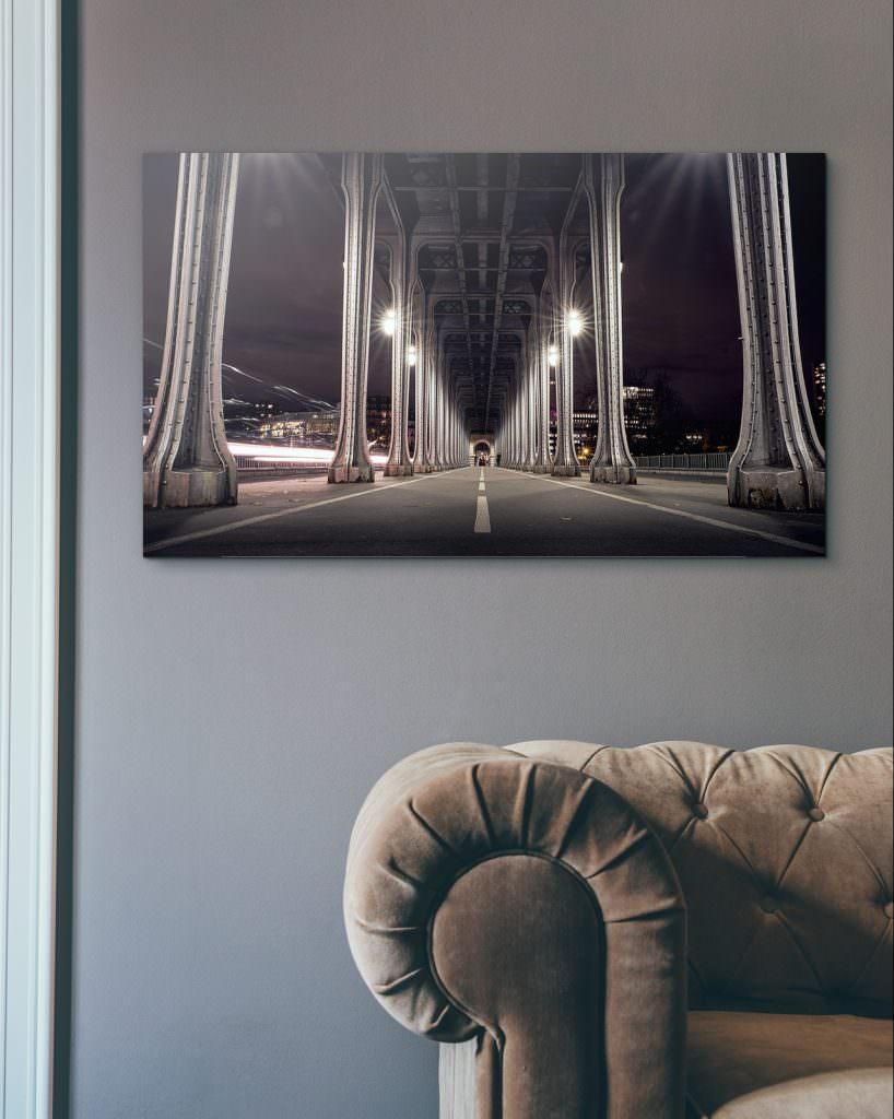 Bir Hakeim Bridge - Paris - France