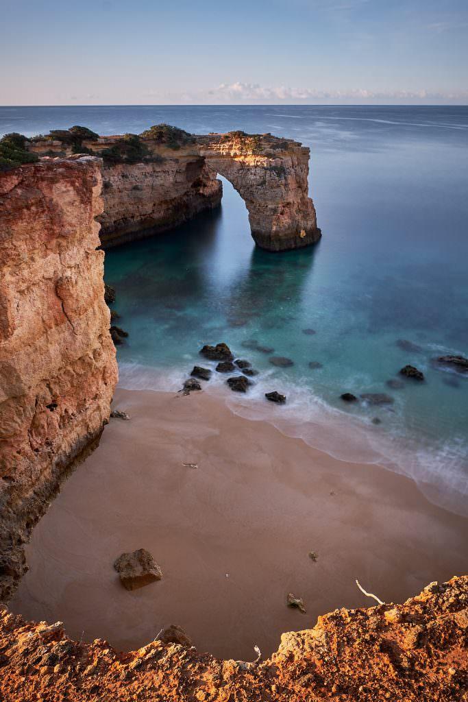 Arco de Albandeira - Algarve - Portugal